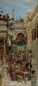 Spring by Lawrence Alma-Tadema, 1894. No doubt in anticipation of the DMPTool2 Release. Provided by getty.edu