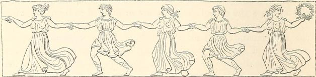 "Image from page 293 of ""The life of the Greeks and Romans"" (1875) by Guhl, Koner, and Hueffer. Retrieved from the Internet Archive https://archive.org/details/lifeofgreeksroma00guhl"
