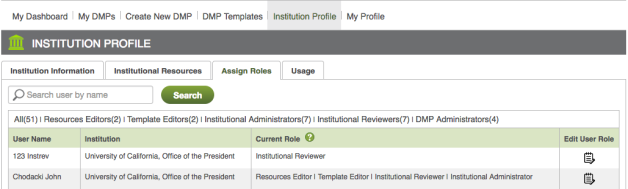 assign roles screenshot