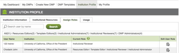 assign roles screenshot