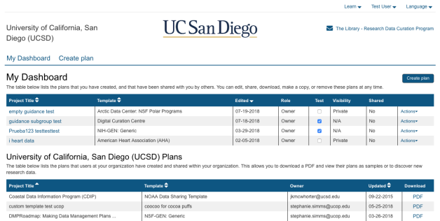 UCSD branding