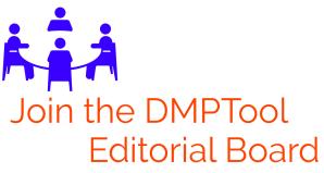 DMPToolEditorialBoard